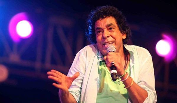 محمد منير يطرح أغنية لو باقي في عمري