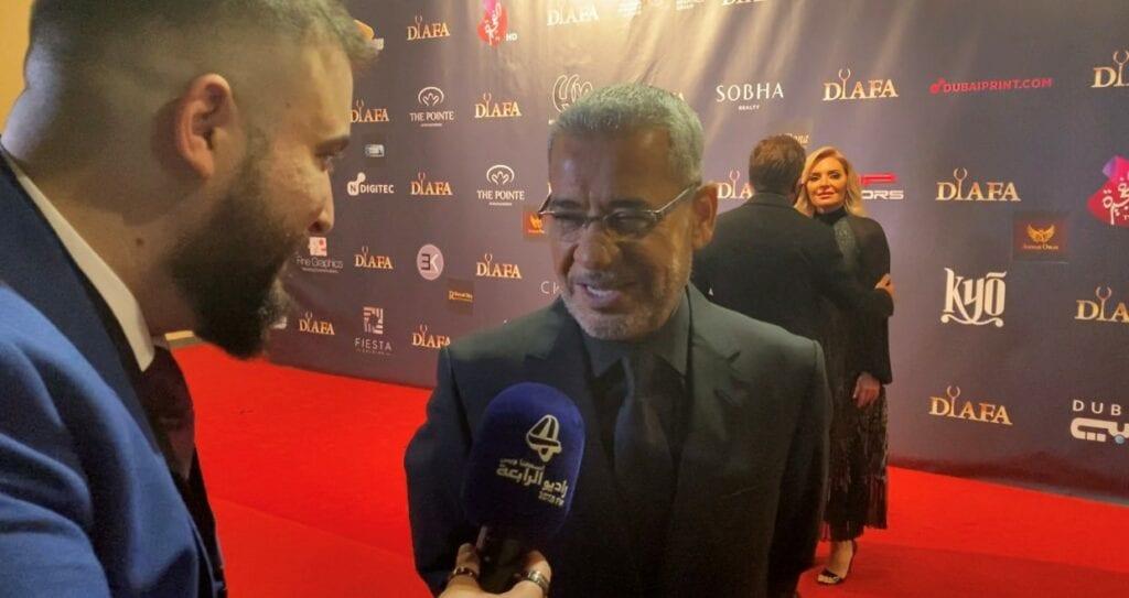 جاد مع الإعلامي مصطفى الأغا