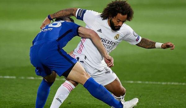 تعادل ايجابي بين تشيلسي وريال مدريد في قمة دوري الأبطال