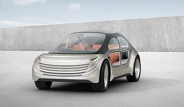 سيارة المستقبل.. ذاتية القيادة ومزودة بغرف طعام ونوم وألعاب
