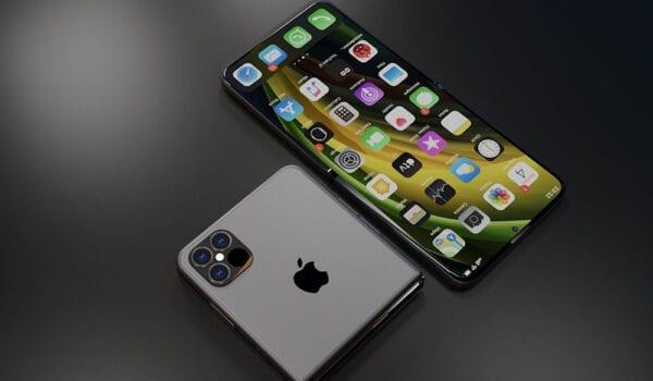 مواصفات وموعد طرح هاتف أبل القابل للطي