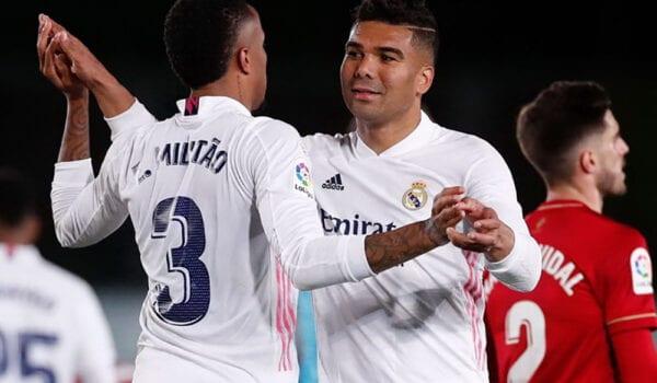 ريال مدريد يفوز على أوساسونا ويواصل ملاحقة أتلتيكو مدريد
