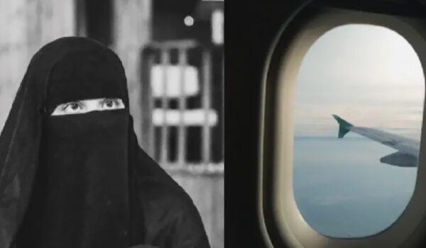 مصاب بكورونا يتنكر في هيئة زوجته لركوب الطائرة
