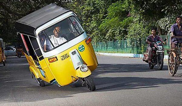 سائق توك توك هندي يدخل موسوعة غينيس للأرقام القياسية