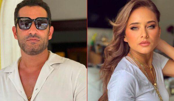 نيللي كريم وجهاً لوجه أمام عمرو سعد في مسلسل الجسر
